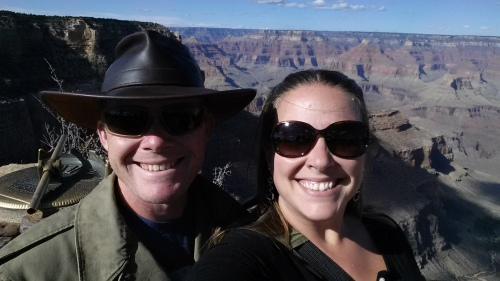 grand canyon, J and J
