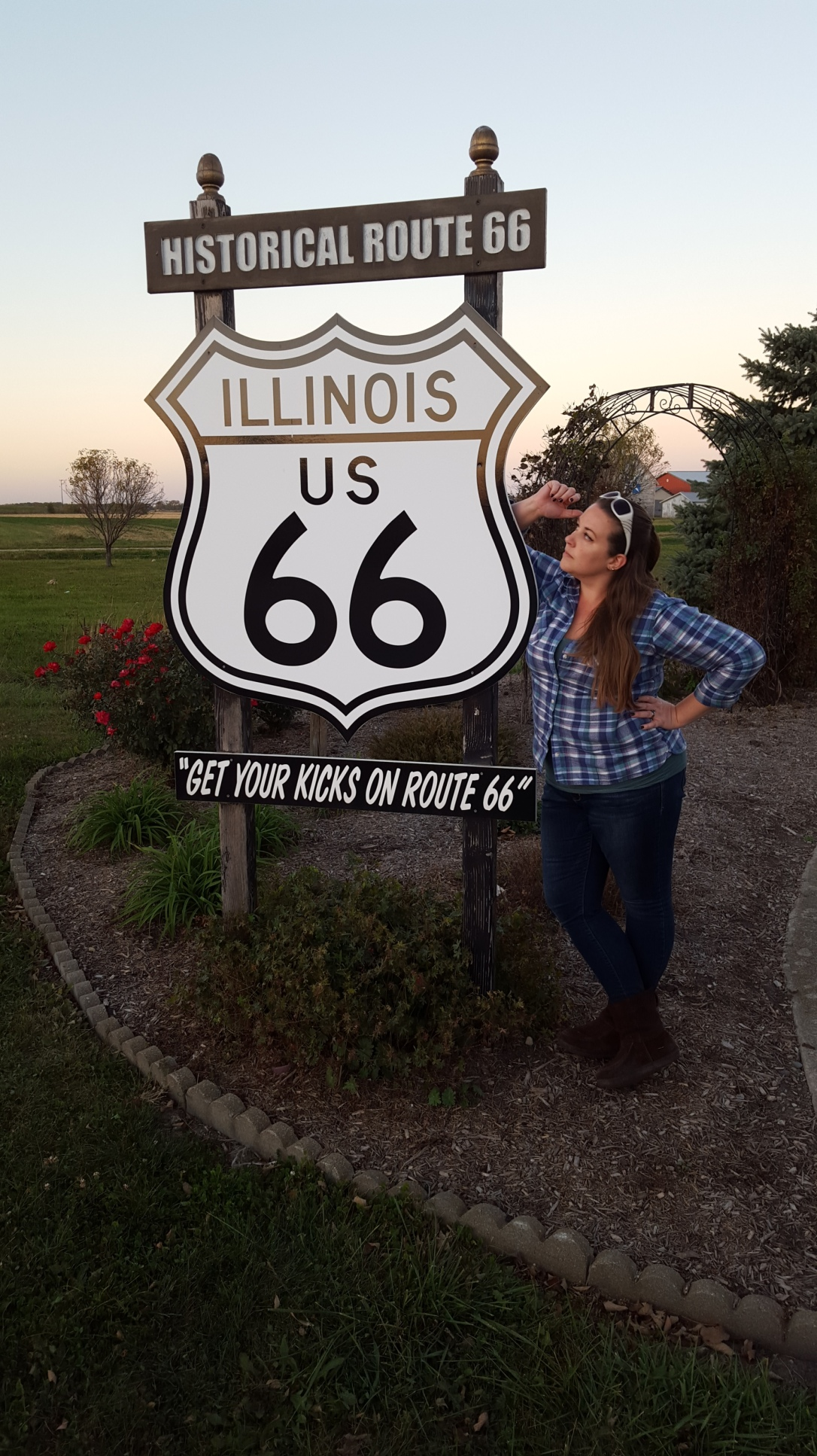 Route 66, Springfield, Illinois