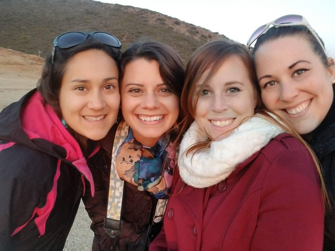 4 friends